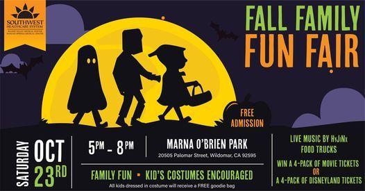 Fall Family Fun Fair