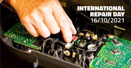 International RepairDay @ Repairhub