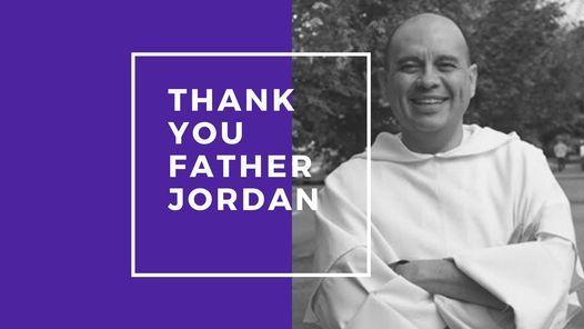 Father Jordan Goodbye Party