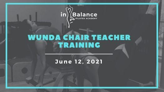 Pilates Wunda Chair Teacher Training