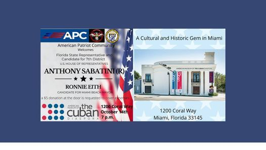 APC Welcomes State Rep. Anthony Sabatini and Ronnie Eith
