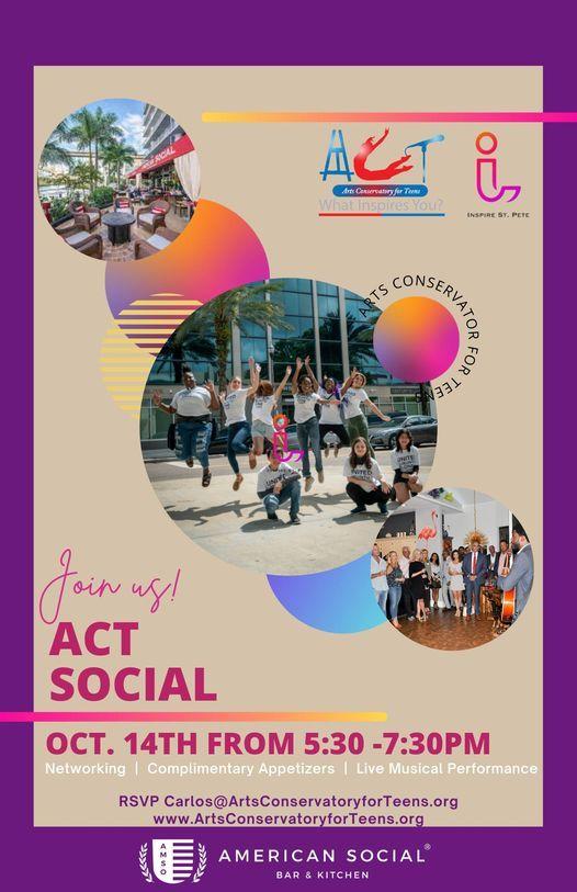 ACT Social at American Social