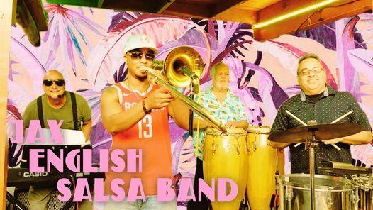 Live at Buchner's! Jax English Salsa Band