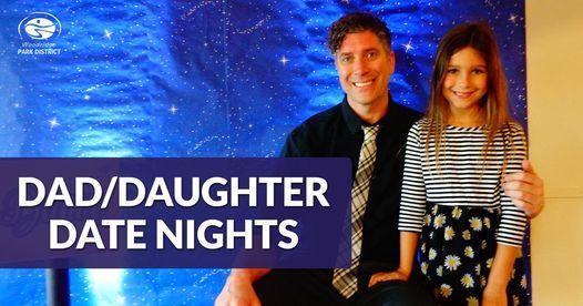 Dad\/Daughter Date Night