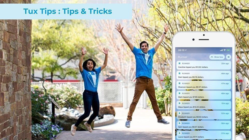 Tux Tips: Tips & Tricks (DFW)