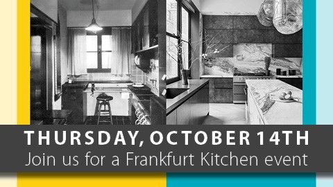 The Frankfurt Kitchen event