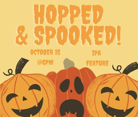 Hopped & Spooked