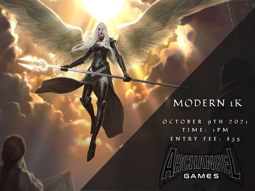 Magic The Gathering Modern 1K
