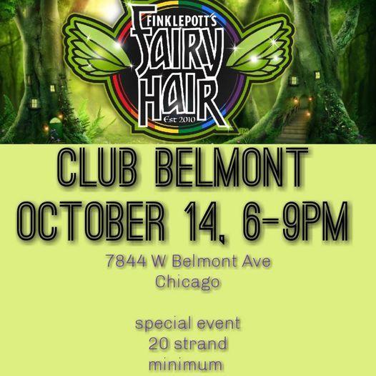 Illinois Fairy Hairy at Club Belmont