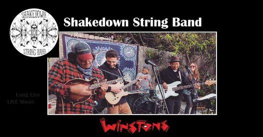 Shakedown String Band at Winston's