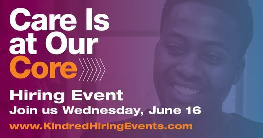 National Hiring Event \u2013 Join Us! Open Interview Day - Wednesday, June 16th, 10am-8pm