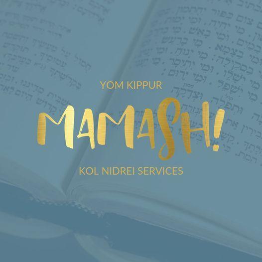 Kol Nidrei Services