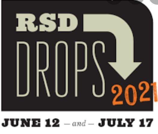 RSD Drops 2021 YLS