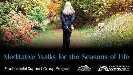 Meditative Walks for the Seasons of Life