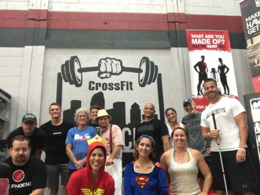 Community Fitness @ Cigar City CrossFit