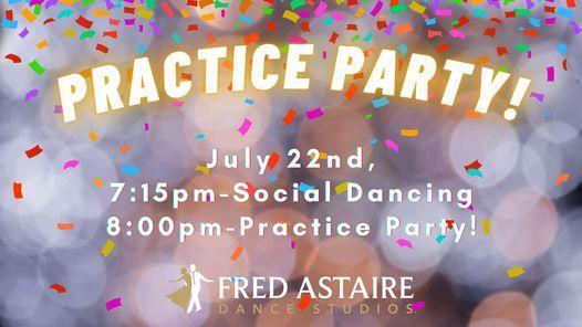 Practice Party!