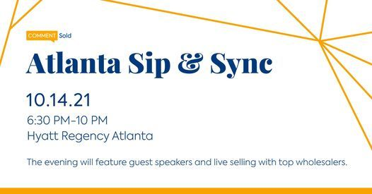 Atlanta After-Hours Sip & Sync