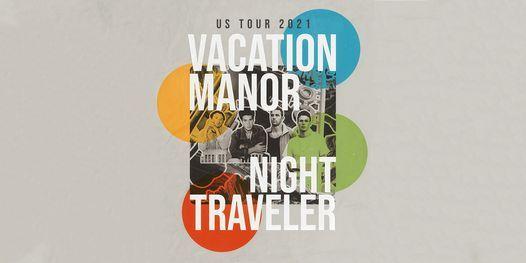 Vacation Manor, Night Traveler at Black Cat