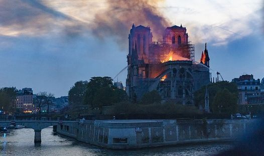 """""""Notre Dame: Our Lady of Paris"""" Documentary - The Naudet Brothers"""