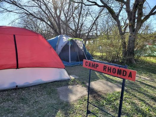 Thankful Thursdays at Camp Rhonda