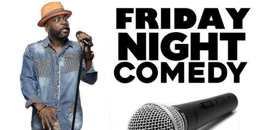 Friday Night Comedy ATL