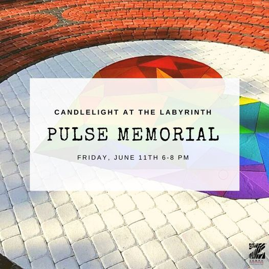 Pulse Memorial Candlelight Vigil (Ages 13-24)
