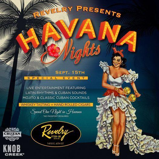 Wednesday Cuban Night