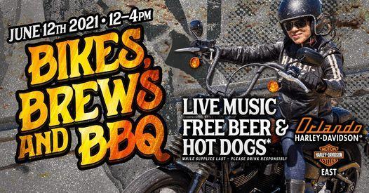 Bikes, Brews and BBQs