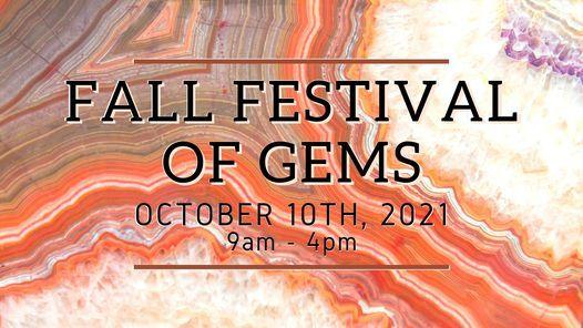 Fall Festival of Gems