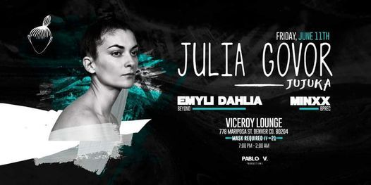 Elevated Frequencies Ft Julia Govor