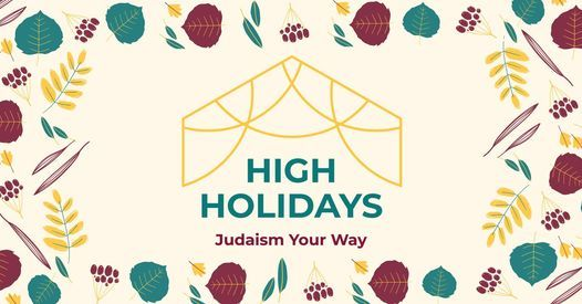 Yom Kippur Services & Yizkor with Judaism Your Way