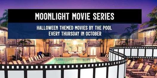 Movies by the Pool: Edward Scissorhands