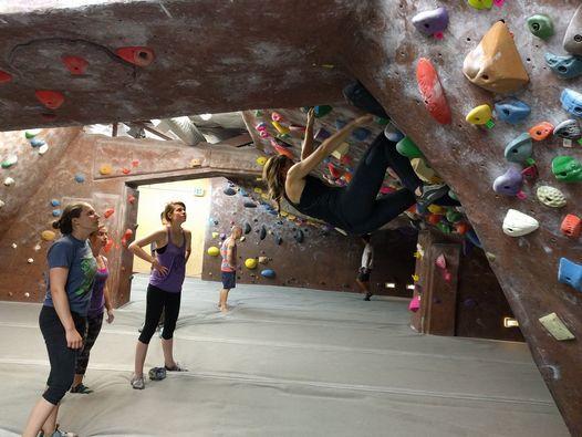 Women's Climbing Night @ Stone Gardens Seattle