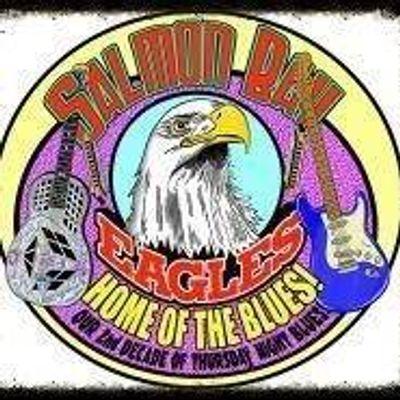 Salmon Bay Eagles Blues
