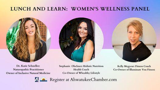 Women's Wellness Panel: Lunch & Learn