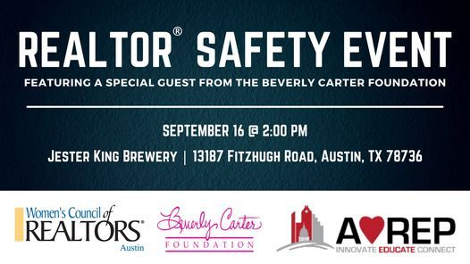 REALTOR\u00ae Safety Event hosted by Women's Council & AYREP