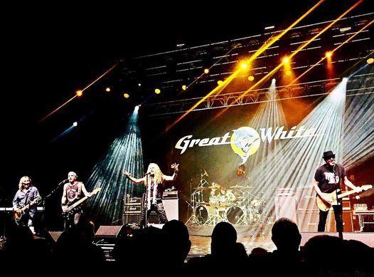 Great White Rocks Tampa!