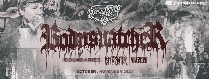 Bodysnatcher \/ Boundaries. & More at Crowbar Tampa FL