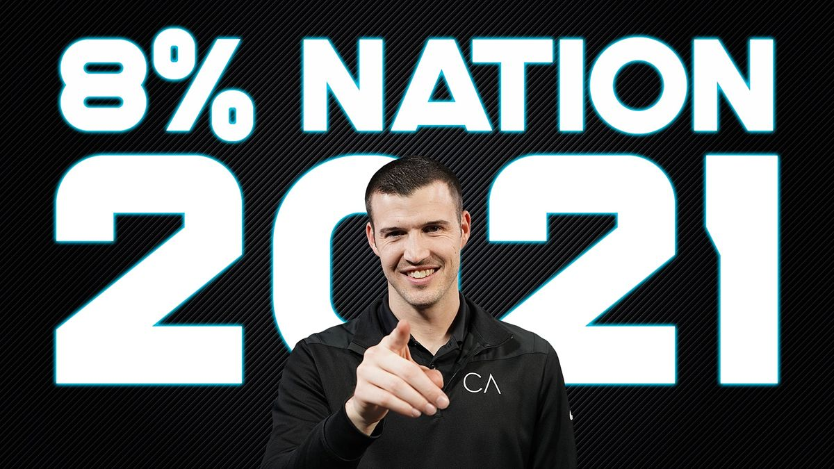 8% Nation 2021