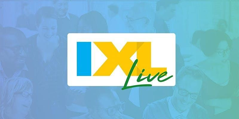 IXL Live - San Ramon, CA (Oct. 4)
