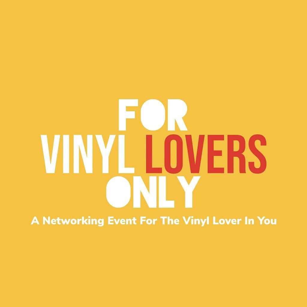 Culture Lounge Jax & D.A.M presents For Vinyl Lovers Only