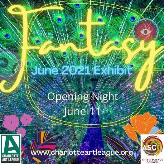 Fantasy Exhibit Opening