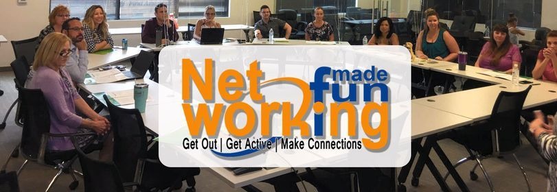 Networking Made Fun: Queen Creek Leads Group (WEEKLY)