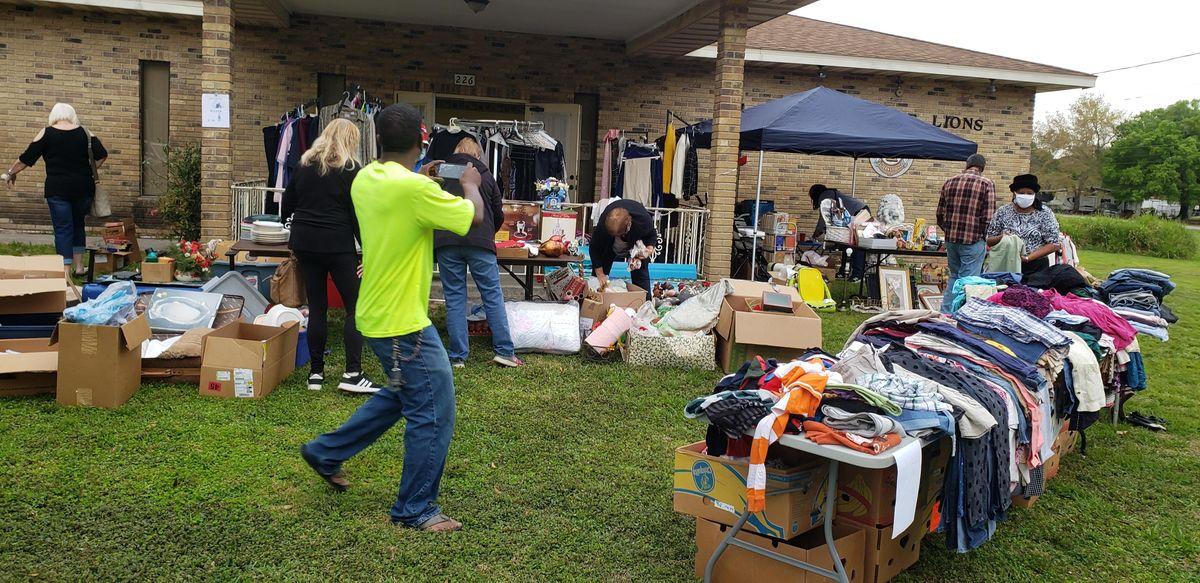 Auburndale Polk County Lions Club Annual Rummage Sale