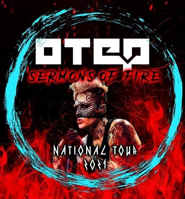 OTEP with The World Over, Dirt Halo, Damaged Savage and Dr. Phobic