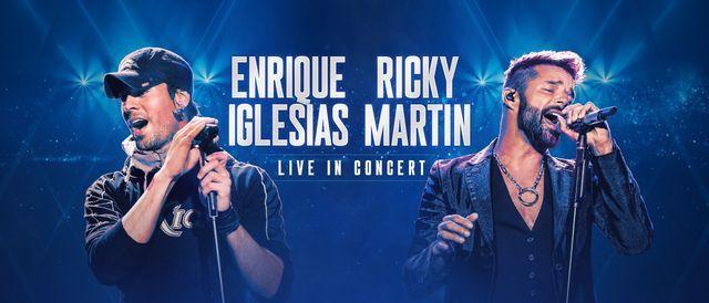 Enrique Iglesias, Ricky Martin, Sebastian Yatra y mas!