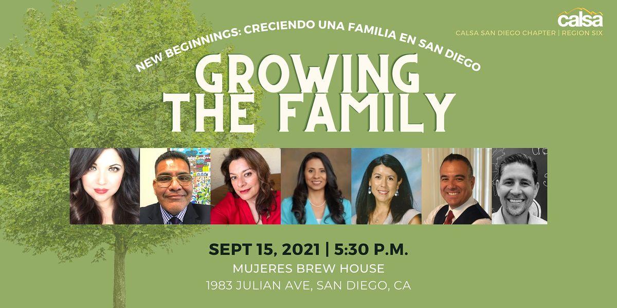 New Beginnings: Creciendo Una Familia en San Diego