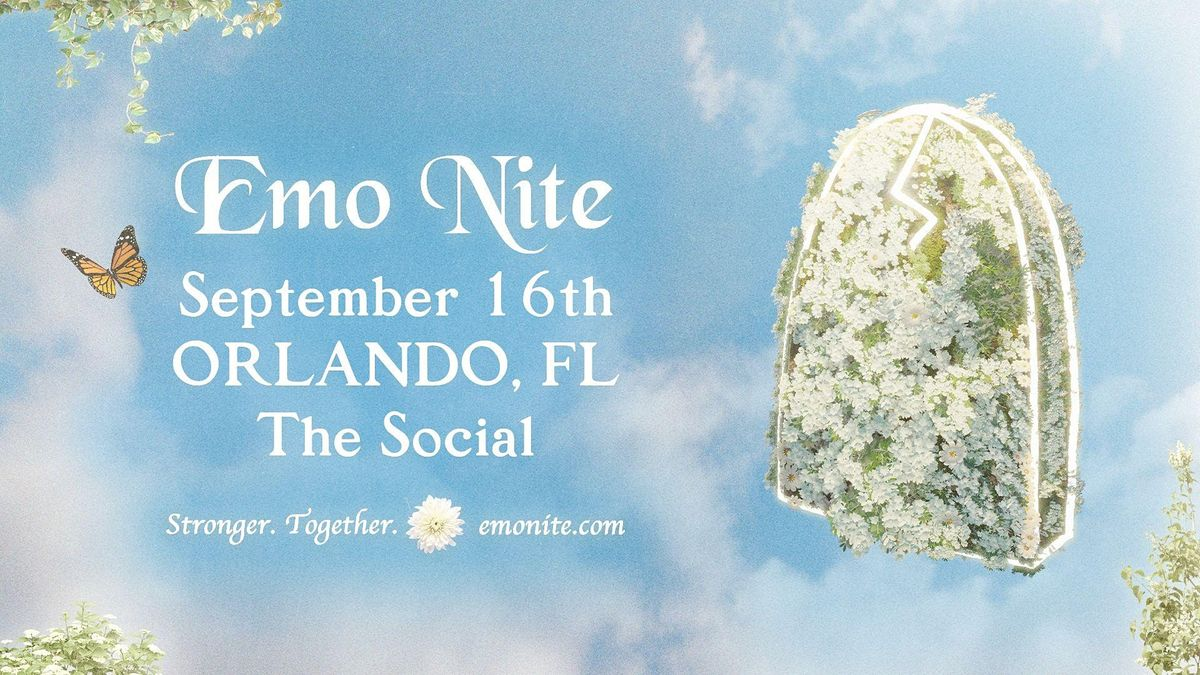 Emo Nite LA presents Emo Nite Orlando