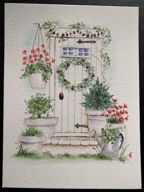 Art Impressions Watercolor Class