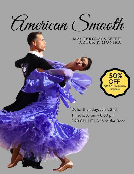 American Smooth Master Class